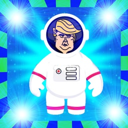Unstoppable Trump-Space Odyssey