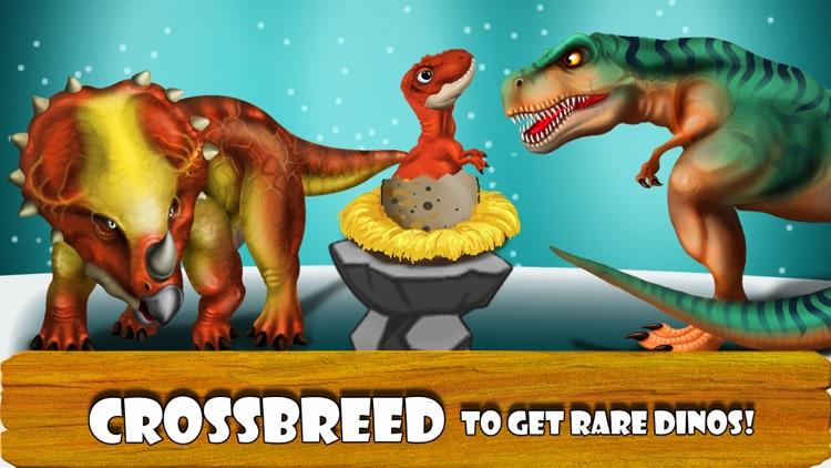DINO WORLD - Jurassic Dinosaur Fighting games screenshot-3