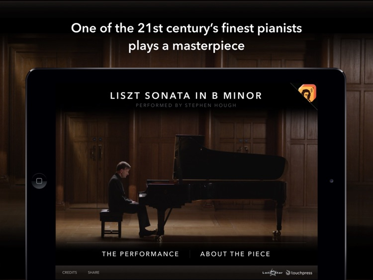 The Liszt Sonata screenshot-0