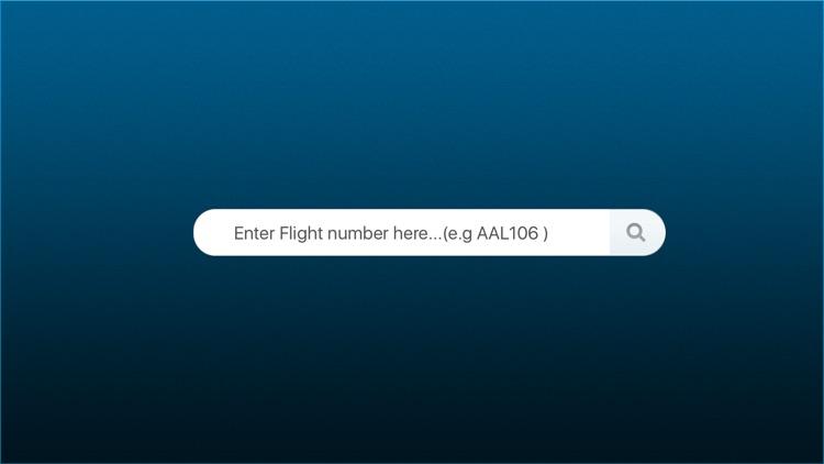 Flight Status – Flight Information
