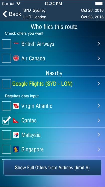 Sydney Airport Pro (SYD) + Flight Tracker screenshot-3