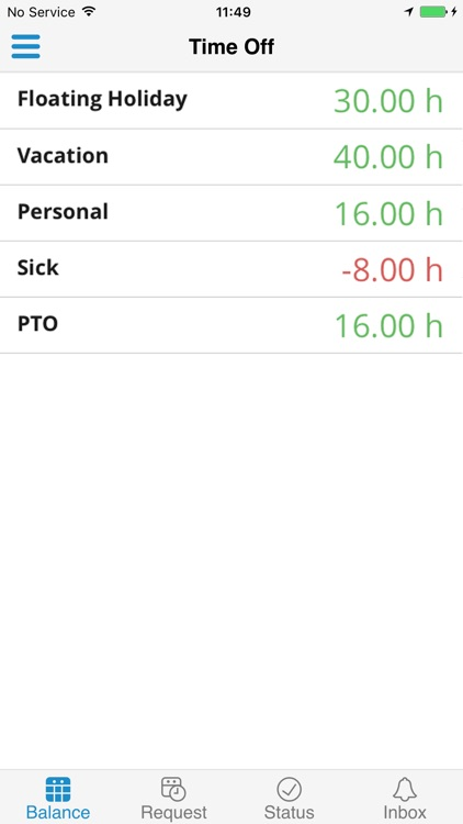 Paylocity Mobile screenshot-2