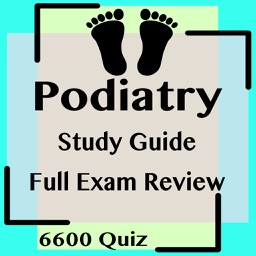 Podiatry Study Guide 6600 Flashcards & Exam Quiz