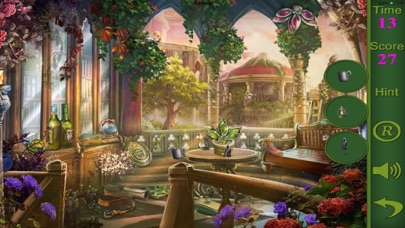Hidden Objects Of The Citadel Garden screenshot three