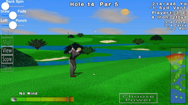 GL Golf Deluxe screenshot-2