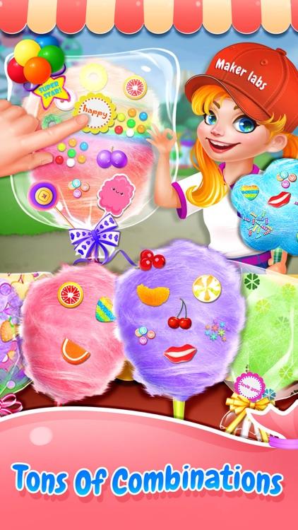 Sweet Cotton Candy Shop screenshot-4