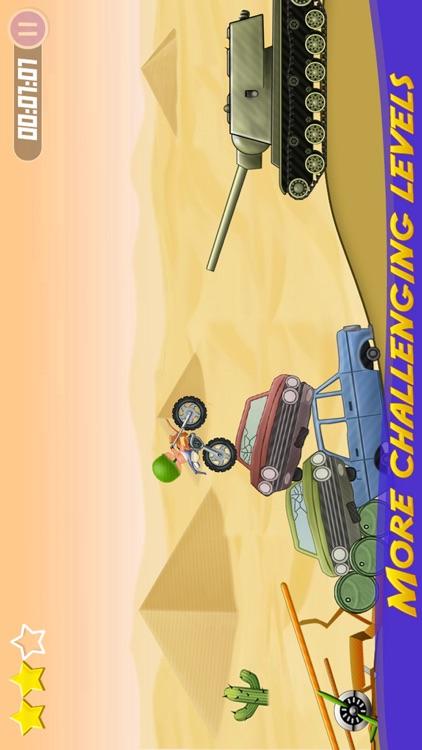 Bike Overdrive Race -Free Fun Chase Racing Games screenshot-4