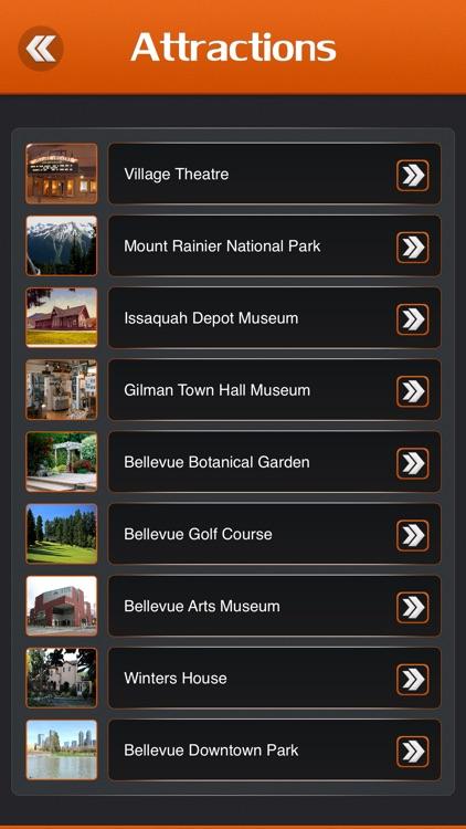 Bellevue Visitor Guide