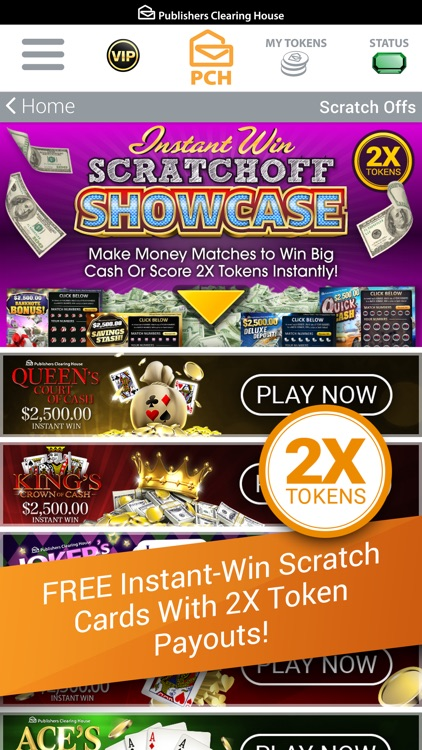 The PCH App: Cash Prizes, Sweepstakes & Mini Games screenshot-3