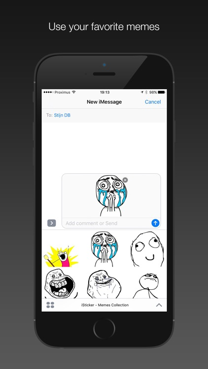 iSticker - Memes Collection