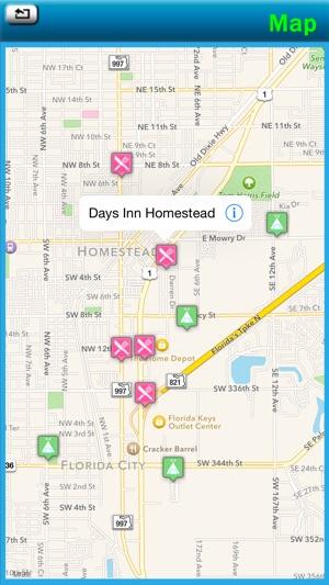 Florida Keys Outlet Center Map.Biscayne National Park On The App Store