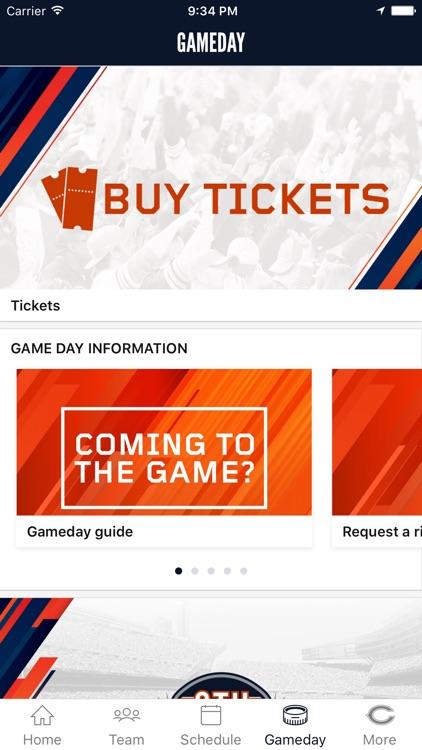 Chicago Bears Official App screenshot-3