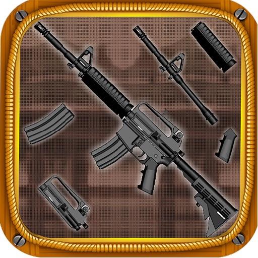 Guns Stripping & Assemble - Shooting Simulation iOS App