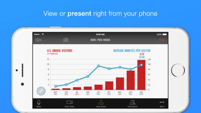 Screenshot 3 for Zoom's iPhone app'