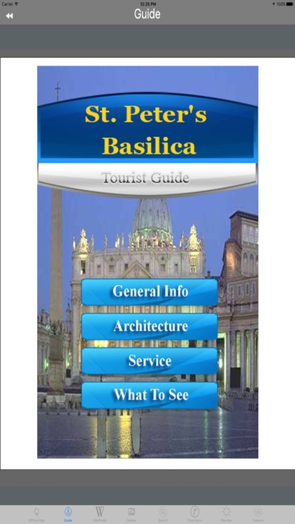 Saint Peter's Basilica Vatican City Tourist Guide