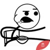 Stick Figure Memes stickers by Johnnymcdonald1
