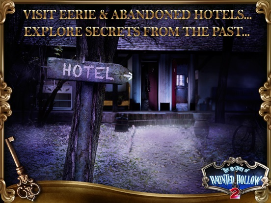 Mystery of Haunted Hollow 2: Point & Click Games-ipad-2