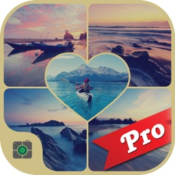 Photo Grid PRO: Best Collage Maker