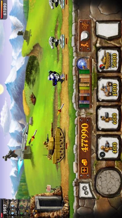 Eternity Wars. The Way of King. screenshot-4