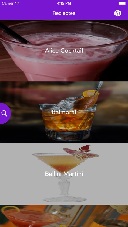 Coctalino - free drink,cocktails and etc recipes. screenshot-3