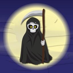 Grim Reaper Emoji