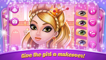 Romantic Princess Makeover - Beauty salon screenshot two