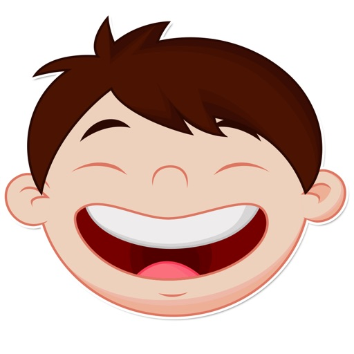 Funny Baby Expressions Emoticons Stickers