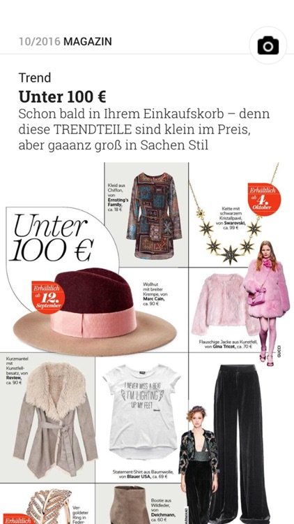 PETRA - Fashion, Lifestyle, Styling Tipps screenshot-2