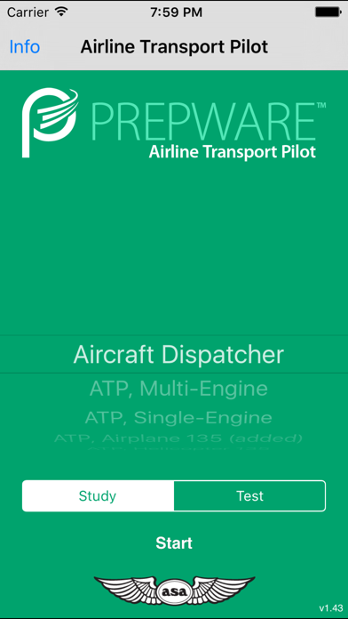 Top 10 Apps like FAA ATP Written Test Prep in 2019 for