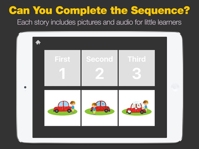 Sequence Of Events Sequencing Cards For Kids On The App Store