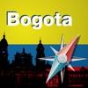 ボゴタ地図