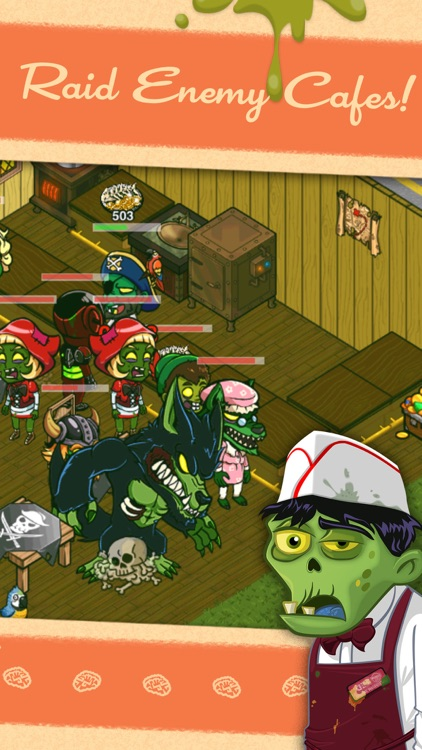 Zombie Café screenshot-1