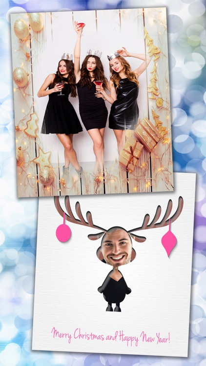 New Christmas Photo Frames & Picture Editor - Pro screenshot-4