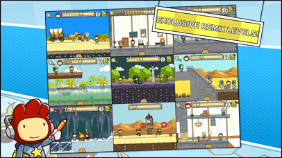 download Scribblenauts Remix apps 4