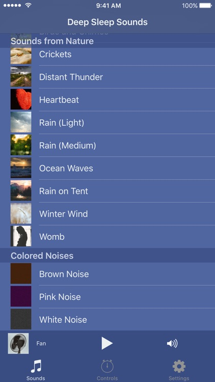 White Noise and Deep Sleep Sounds to Help You and Your Baby Sleep Better - Pro screenshot-0
