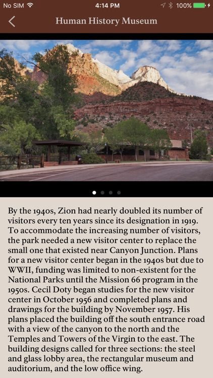 Tour of Zion screenshot-2