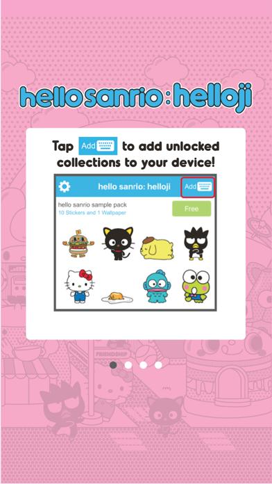 Download hello sanrio: helloji for Android