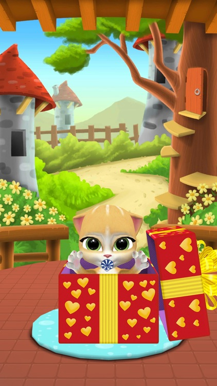 My Talking Virtual Cat Emma screenshot-3