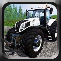 tractor hero country-side farm driving simulator