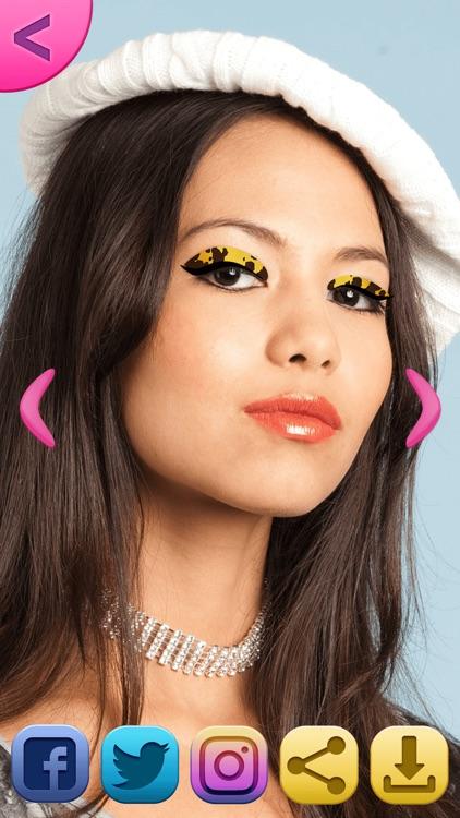 Eye Makeup Ideas: Beauty Salon & Photo Edit.or screenshot-3