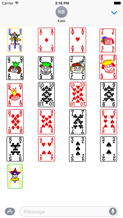 Poker Face Game Mini Series