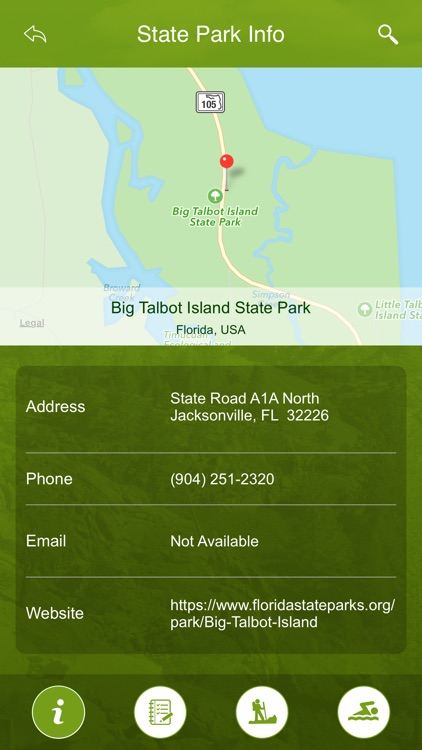 Florida State Parks Guide screenshot-3