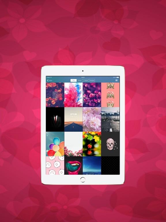Скриншоты iPad