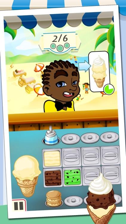 Ice Cream - The Yummy Ice Cream Game