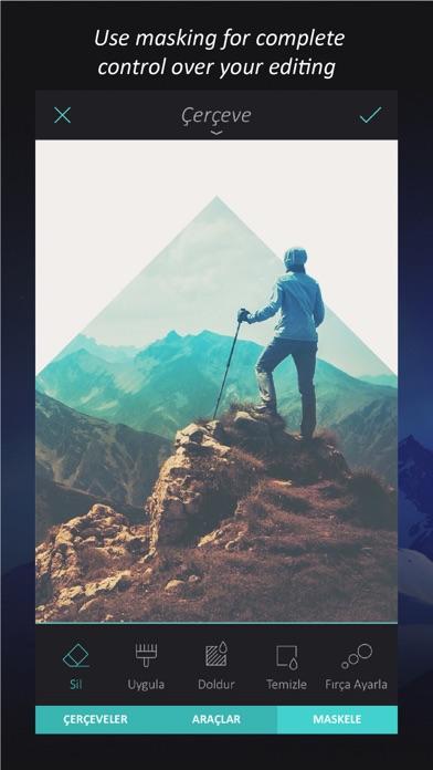 Screenshot for Enlight in Turkey App Store