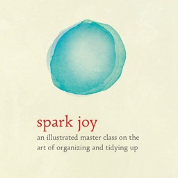 Quick Wisdom from Spark Joy:Finishing art