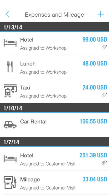 SAP Cloud for Travel and Expense screenshot-1