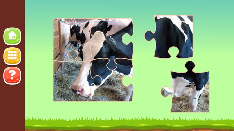 Animal Photo Jigsaw Puzzle Games HD screenshot-4