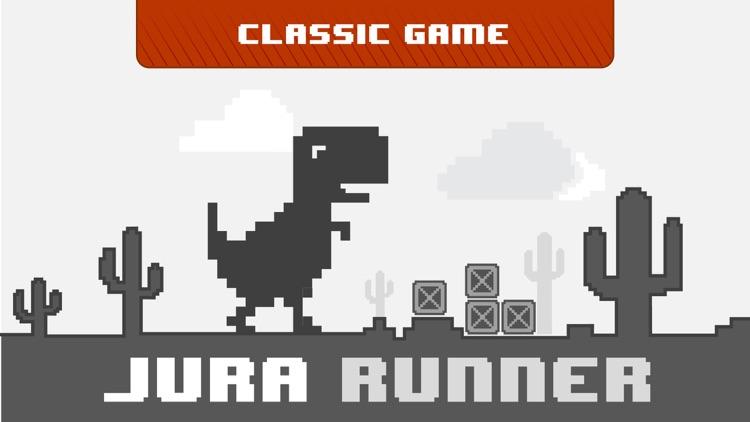 Jura Runner - The Jumping Chrome Dinosaur Game
