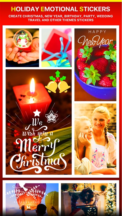 Typography - Thanksgiving, Christmas, New Year screenshot-4